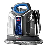 BISSELL Spotclean Proheat Portable Spot Cleaner, 5207N Deep, Blue