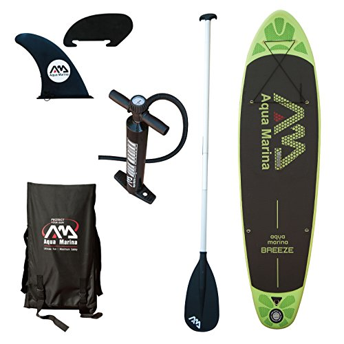 Aqua Marina Breeze Sup, Grün/Schwarz, One size