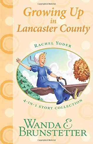 book cover of Growing Up in Lancaster County