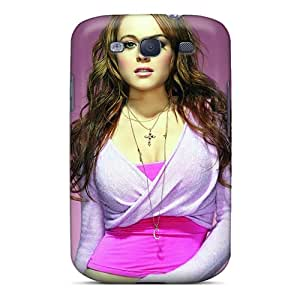 New Shockproof Protection Case Cover For Galaxy S3/ Lindsay Lohan Celebrities Case Cover