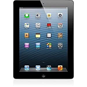 Apple iPad 2 MC769LL/A Tablet ( iOS 7,16GB, WiFi) Black 2nd Generation [Certified Pre-Owned]