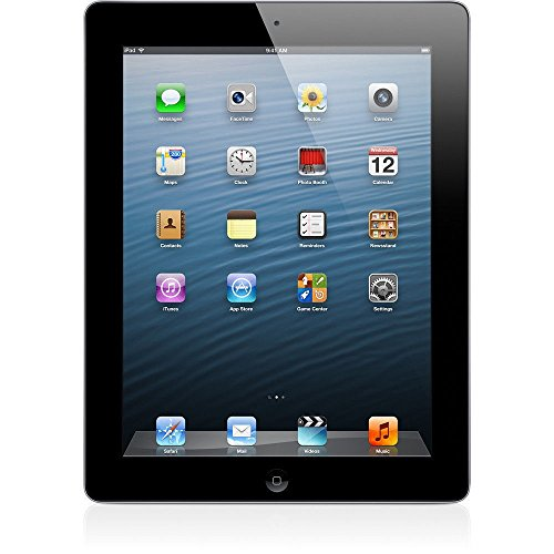 Apple iPad 2 MC769LLA 2nd Generation Tablet (16GB Wifi Black) [Certified Pre-Owned]