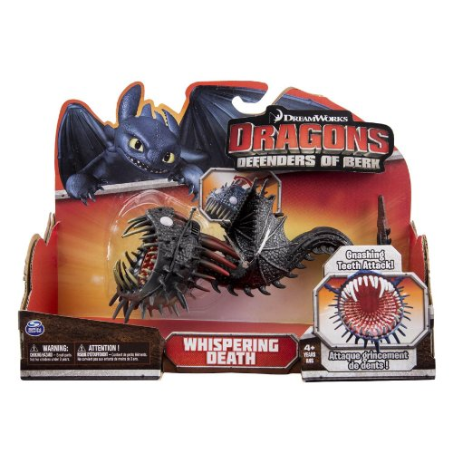 Dreamworks Dragons Defenders Of Berk Action Dragon