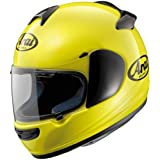 Arai Vector 2 Fluorescent Yellow Full Face Helmet - Medium