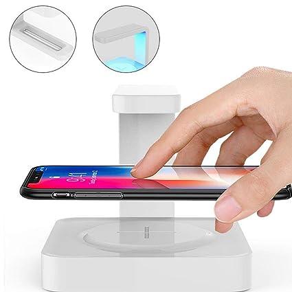 Tenlso - Cargador inalámbrico Qi para Dispositivos móviles ...