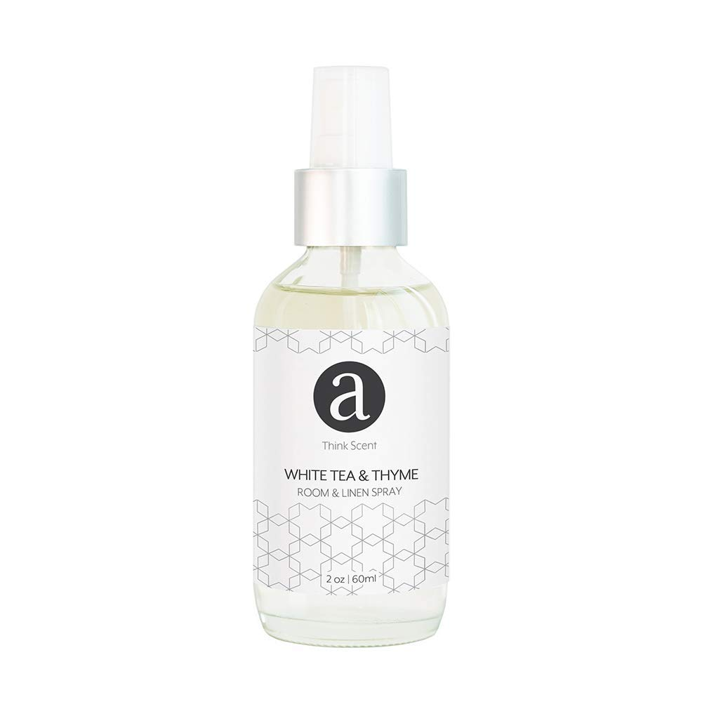 AromaTech White Tea & Thyme Room Spray - 60ml
