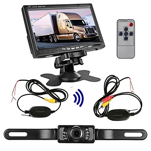 wireless car rear view camera kit - 2
