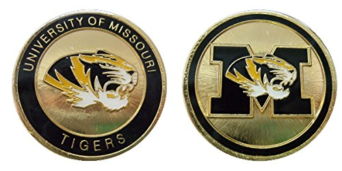 (University of Missouri Tigers Challenge Coin)