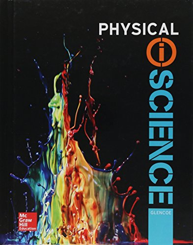Physical iScience, Student Edition (INTEGRATED SCIENCE)