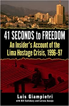 Book 41 Seconds from Terror to Freedom: Inside the Most Spectacular Hostage Rescue of Our Time and Its Stunning Aftermath