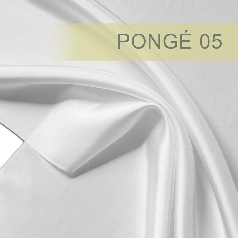 "Seide /""Pongé 05/"" 92 cm breit Meterware"