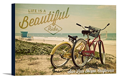 San Luis Obispo, California - Life is a Beautiful Ride - Bea