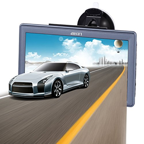 Navigation LESHP Capacitive Quad core Automobile