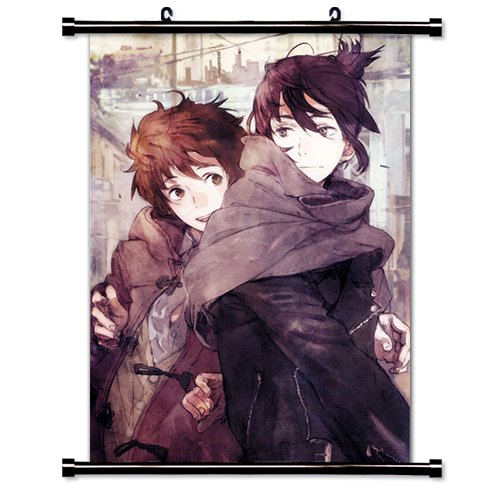 No. 6 Anime Fabric Wall Scroll Poster Wp -No. 6-45