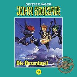 Die Hexeninsel - Teil 2 (John Sinclair - Tonstudio Braun Klassiker 37)
