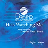 img - for He's Watching Me [Accompaniment/Performance Track] book / textbook / text book