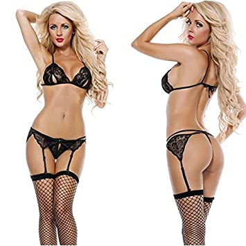 Superb YOIL Sexy Womenu0027s Leopard Nightwear Sleepwear Lingerie Underwear (Size: One  Size): Amazon.co.uk: Kitchen U0026 Home