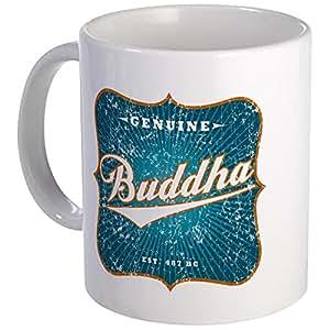 CafePress - Authentic Buddha Three Mug - Unique Coffee Mug, Coffee Cup
