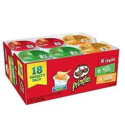Pringles Flavored Variety Pack Potato Cr...