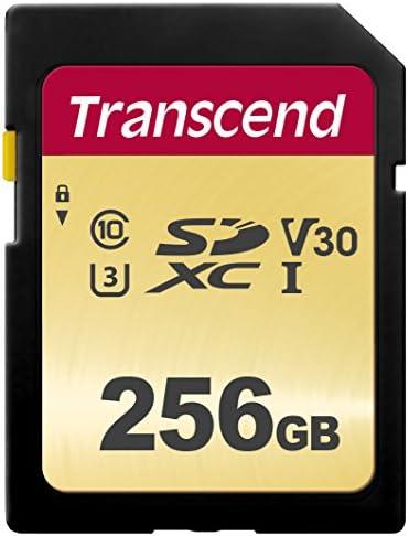 Transcend 256gb Sdxc Sdhc 500s Speicherkarte Computer Zubehör