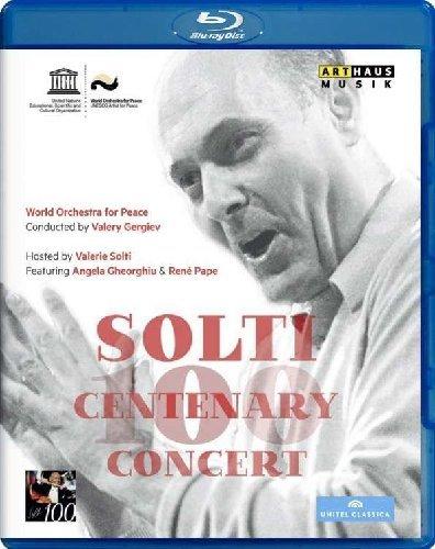 Valery Gergiev - Solti Centenary Concert (Blu-ray)