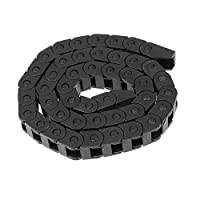 UEB Semi-Enclosed Interior Opening 10x10 Drag Chain Towline for 3D Printers by UEB