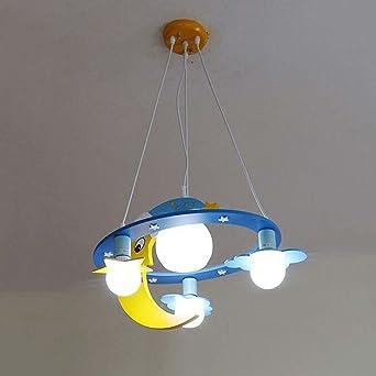 SEXY -lustre Nordique moderne minimaliste lune bébé chambre ...
