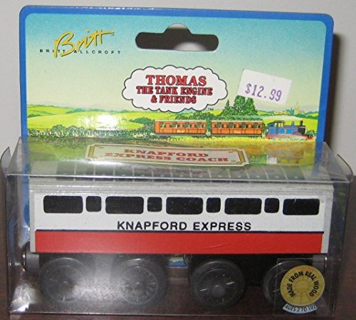 Thing need consider when find wooden railway knapford express?