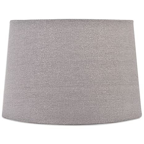 Mix match large 15 inch sparkle drum lamp shade in grey amazon mix match large 15 inch sparkle drum lamp shade in grey aloadofball Image collections