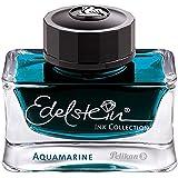Pelikan Edelstein 300025 - Botella de Tinta 50 ml, aquamarine