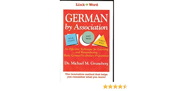 German by association (link word) (english and german edition.