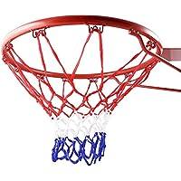 Joerex Basketball Ring with Net, EO3J