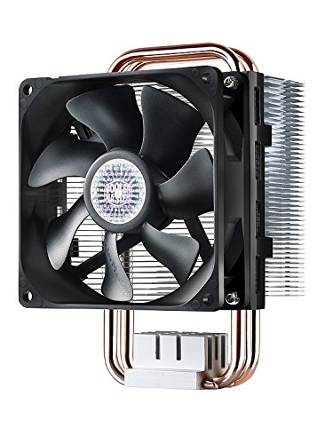 Cooler Hyper - Compact with Dual Looped Contact Heatpipes