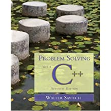 Problem Solving with C++ (7th Edition)