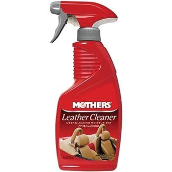 Amazon Com Mothers 06524 Vlr Vinylleatherrubber Care 24
