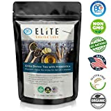 Elite Probiotic Detox Tea – All Natural Teatox Detox Organics Herbal Tea and Green Tea with Probiotics. Best Immune Booster. Perfect Natural Way to Cleanse and Detox Stomach. 14 Detox Cleanse Tea Bags Review