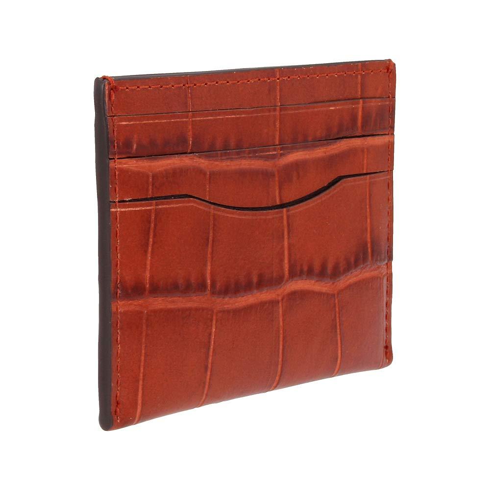 bd7c20a08a Amazon.com: Coach Men's Small Leather Card Case 26008AKR: Watches