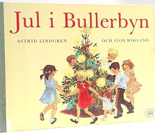 astrid lindgren jul i bullerbyn