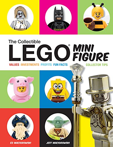 Collectible Book Value (The Collectible LEGO Minifigure: Values, Investments, Profits, Fun Facts, Collector Tips)