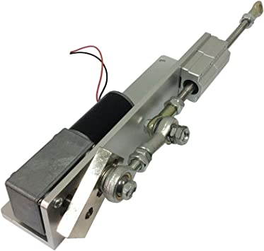 DIY Design Reciprocating Cycle Linear Actuator Motor Electric Motor Gear Box