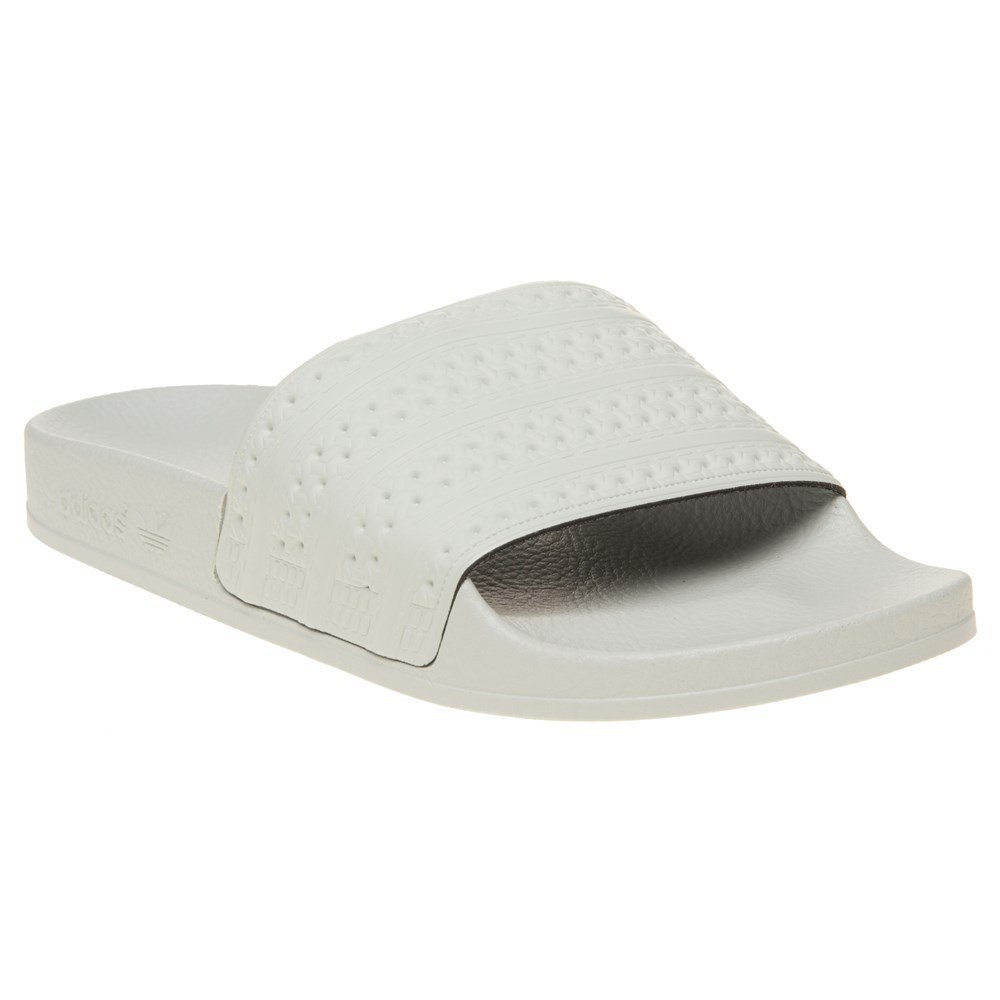 adidas Adilette Unisex Slide Pastel Green - 5 UK by adidas