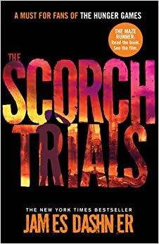 Book The Scorch Trials (Maze Runner Series)