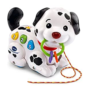 amazon com vtech pull and sing puppy toys games