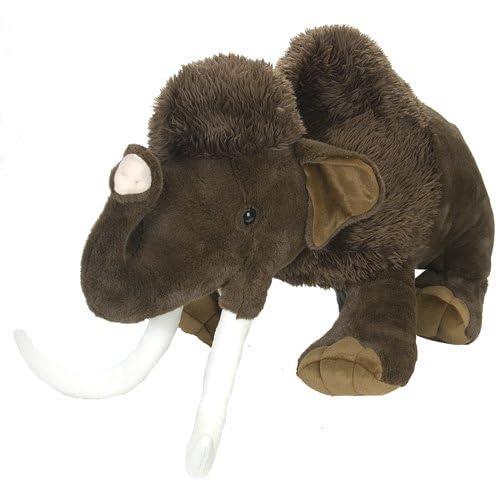 Wild Republic 15381–Cuddlekins Jumbo Mammut, peluche, 104cm