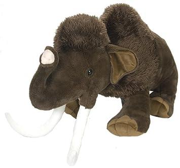 Amazon Com Wild Republic Jumbo Woolly Mammoth Plush Giant Stuffed