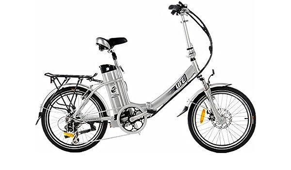 Bicicleta eléctrica plegable ciclo Traveller: Amazon.es: Deportes y aire libre