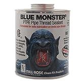 Blue Monster Heavy-Duty Industrial Grade Thread Sealant with PTFE (1 quart)