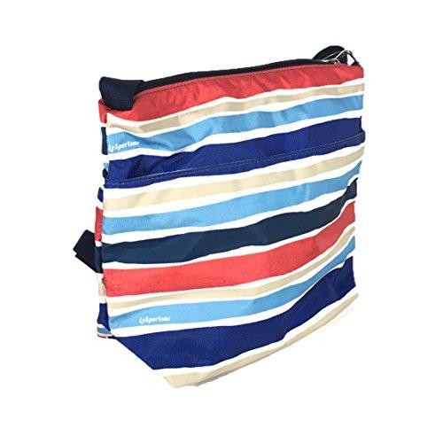Bag Stripe Sailor Cleo Crossbody LeSportsac 1PwBZOgq1