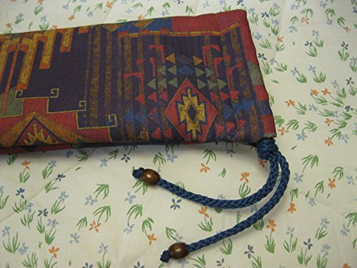 Native American Flute Bag - Beautiful - Handmade heavy quality