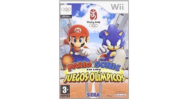 Mario & Sonic en los Juegos Olimpicos: Amazon.es: Videojuegos
